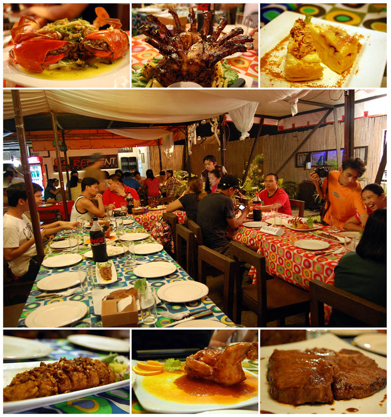 red tent steak house SOCCSKSARGEN Summer Safari Meetups   Day 2