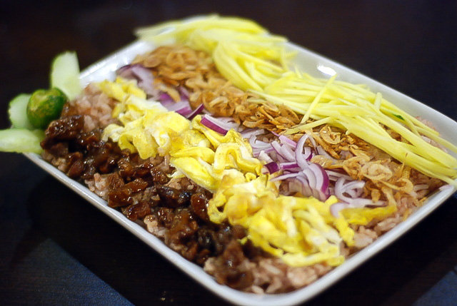 Authentic Thai Fried Rice Savoring Bangkok Woks Latest Addition of Dishes